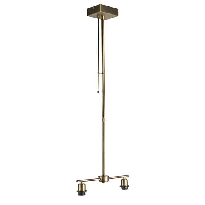Pendant-Lamp-Mix-2-Bronze-with-Dimmer
