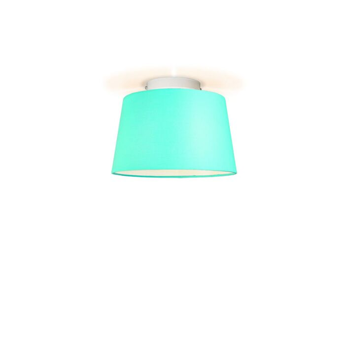 Ceiling-Lamp-Ton-Round-30-Turquoise