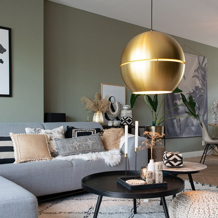 Art-Deco-Pendant-Lamp-gold-50-cm---Slice