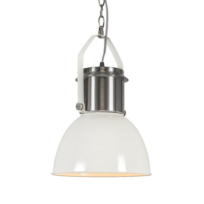 Pendant-Lamp-Industrial-27-White