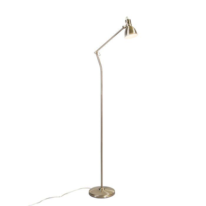 Floor-Lamp-Goblet-Nickel