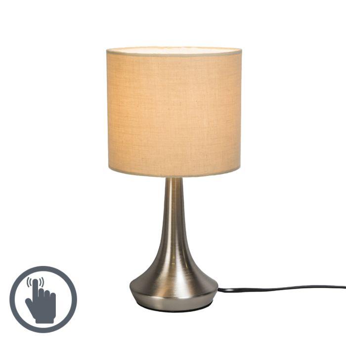 Table-Lamp-Milo-1-Round-Beige