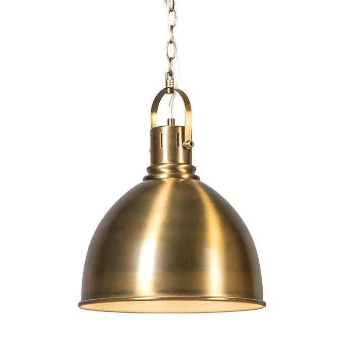 Pendant-Lamp-Goblet-Bronze