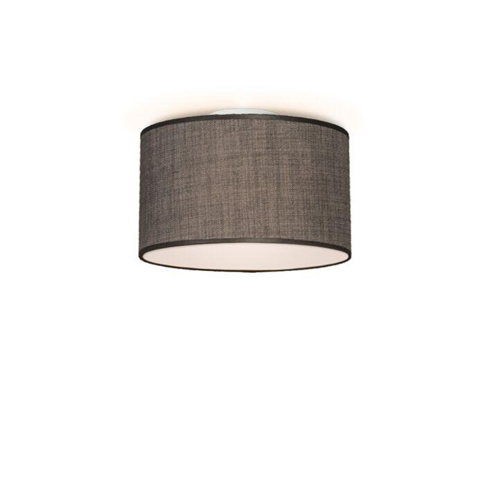 Ceiling-Lamp-Drum-35-Brown-Grey