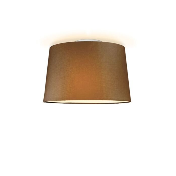 Ceiling-Lamp-Ton-Round-40-Brown