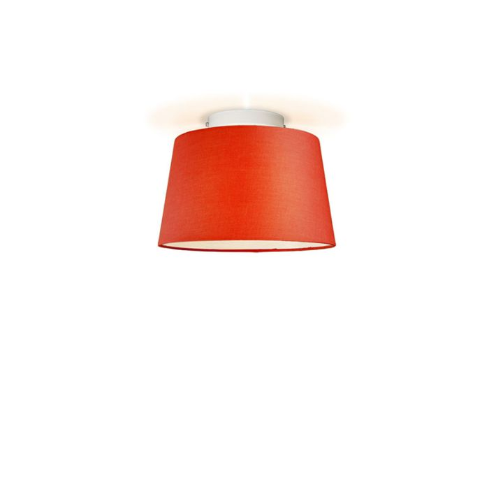 Ceiling-Lamp-Ton-Round-30-Red
