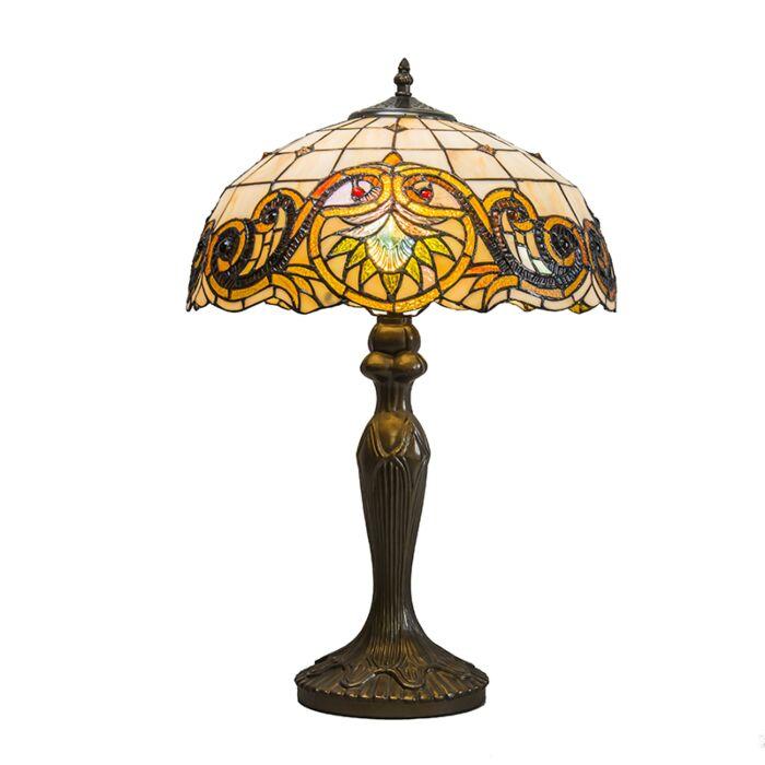 Table-Lamp-Tiffany-Sunflower-40