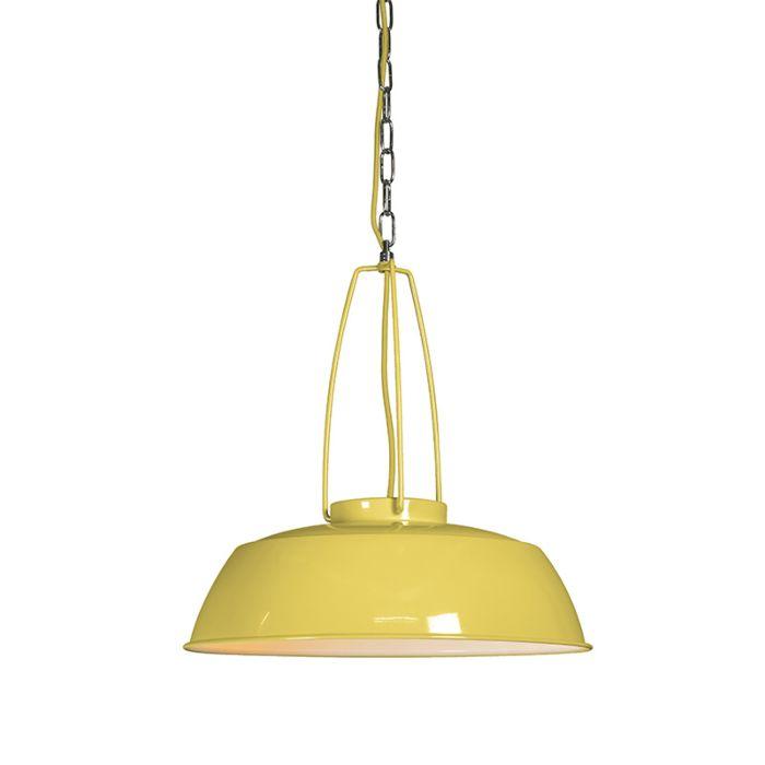 Pendant-Lamp-Usine-Yellow