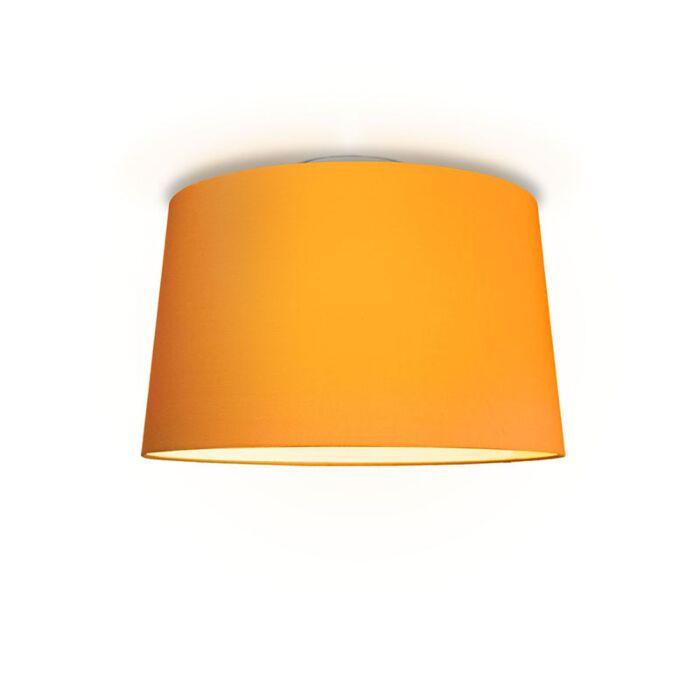 Ceiling-Lamp-Ton-Round-50-Orange