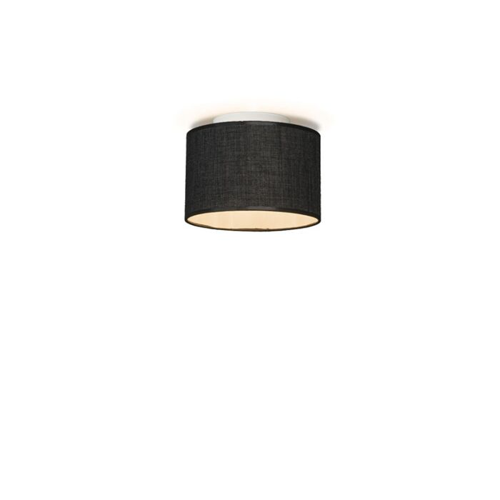 Ceiling-Lamp-Drum-20-Dark-Grey