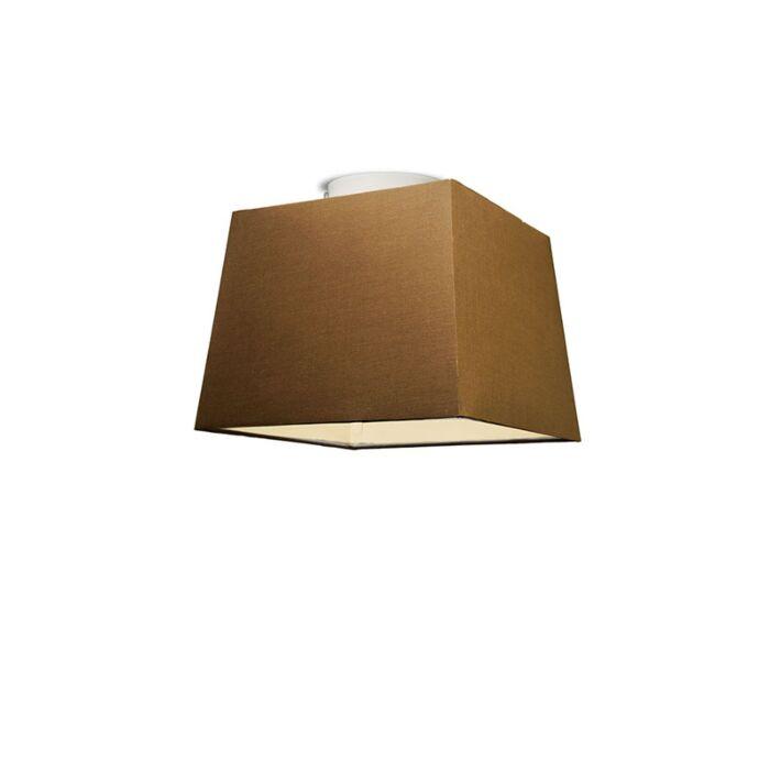 Ceiling-Lamp-Ton-Square-30-Brown
