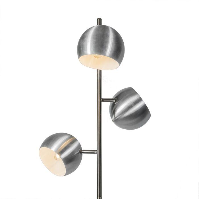 Floor-Lamp-Orb-3-Steel---Slightly-Damaged