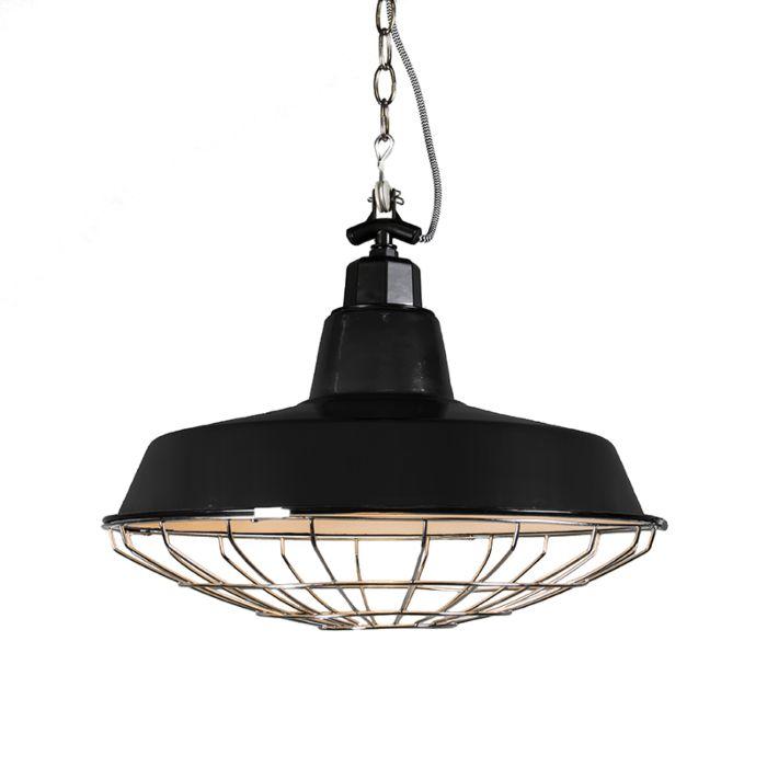 Pendant-Lamp-Strijp-L-Black