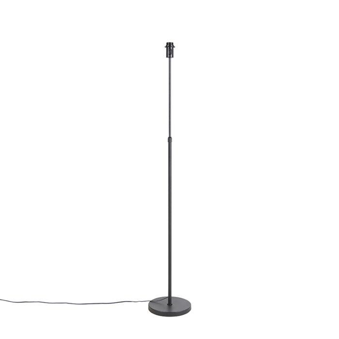 Floor-lamp-Adjustable-Black---Parte