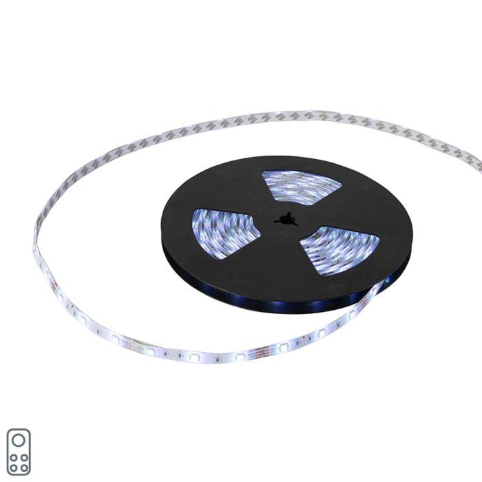 Flexible-LED-strip-10-meters-multicolor-RGB