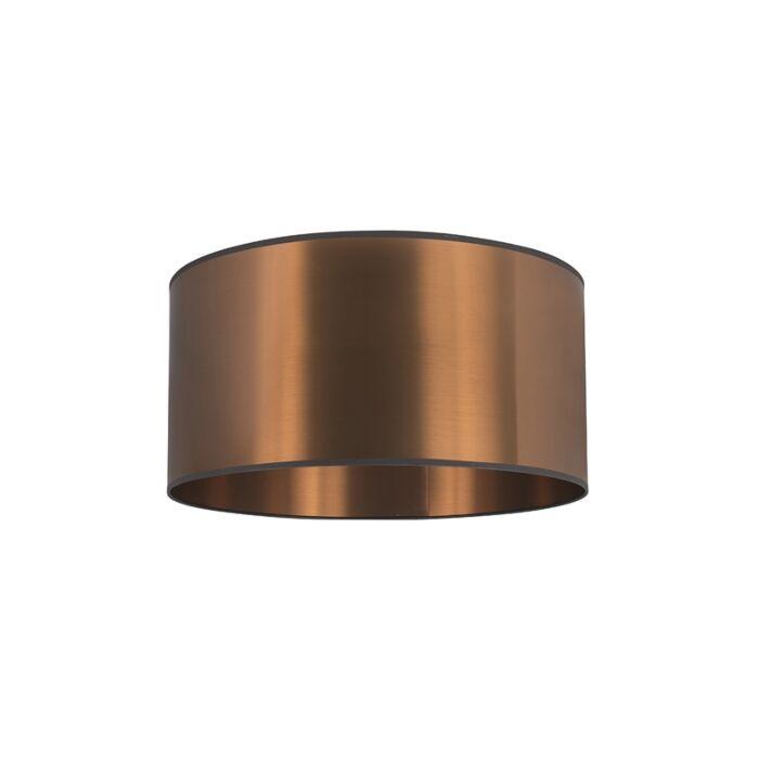 Plastic-lampshade-copper-50/50/25