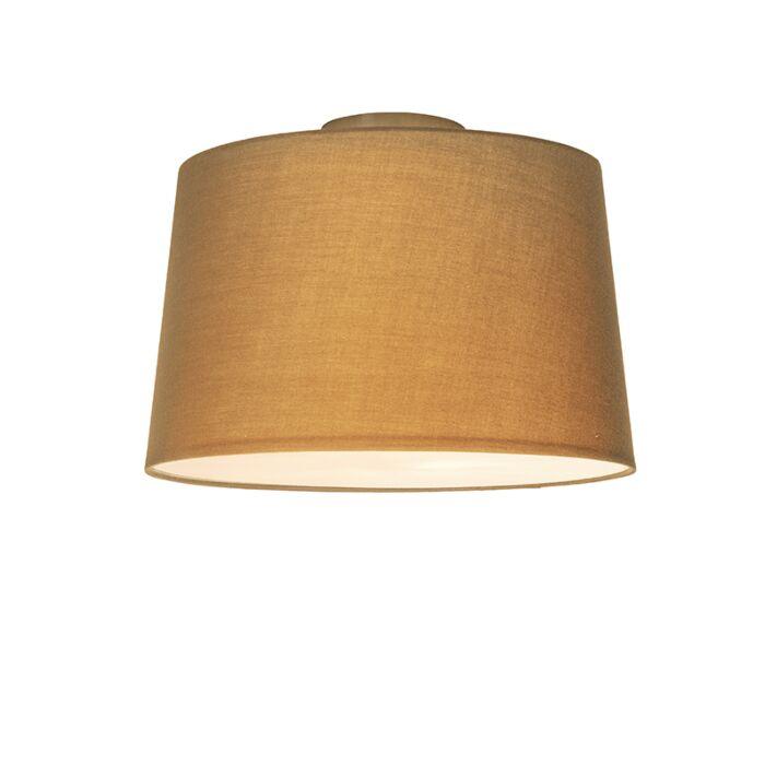 Ceiling-Lamp-Combi-40cm-Beige-with-Diffuser
