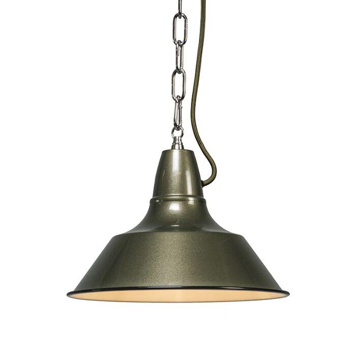 Pendant-Lamp-Gestel-Green/Grey