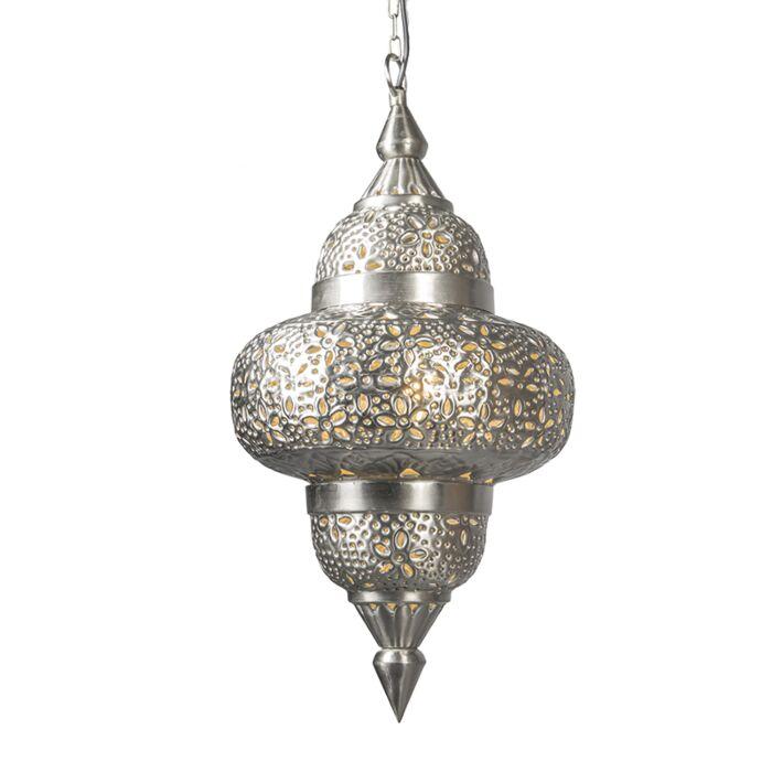 Pendant-Lamp-Marrakech-Silver