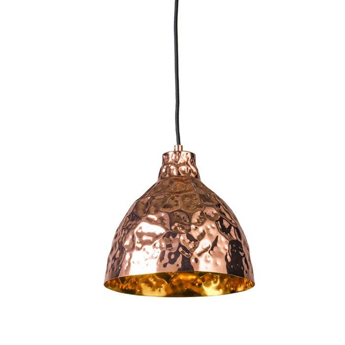 Pendant-Lamp-Dents-25-Copper