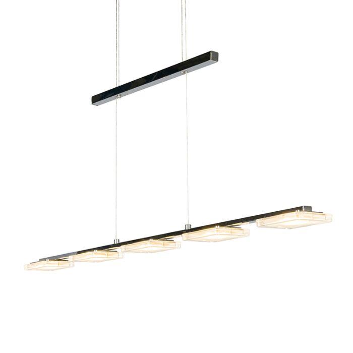 Pendant-Lamp-Yoyo-5-Chrome