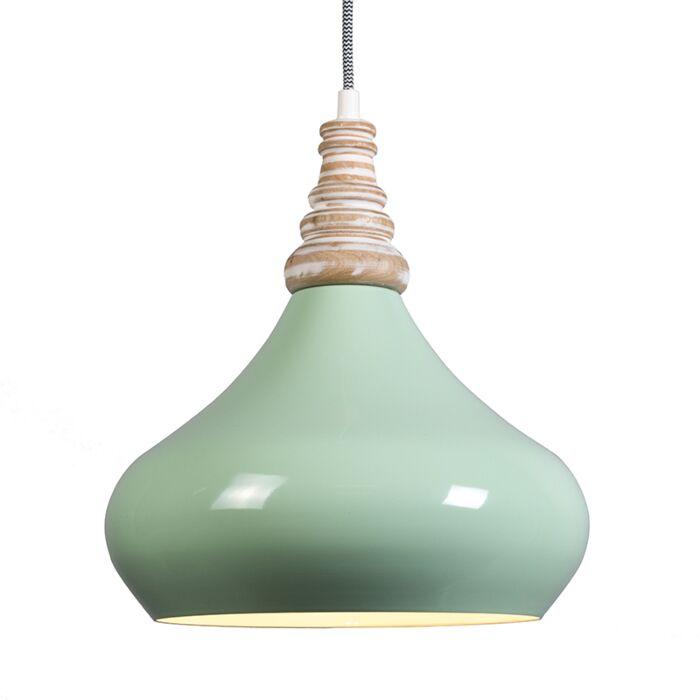 Pendant-Lamp-Maple-Mint-Green