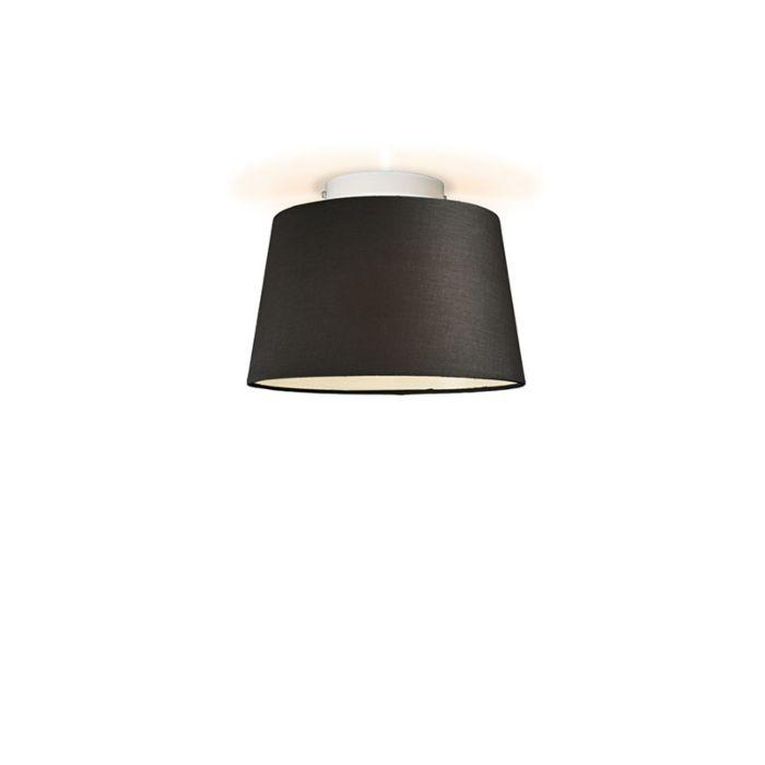 Ceiling-Lamp-Ton-Round-30-Black