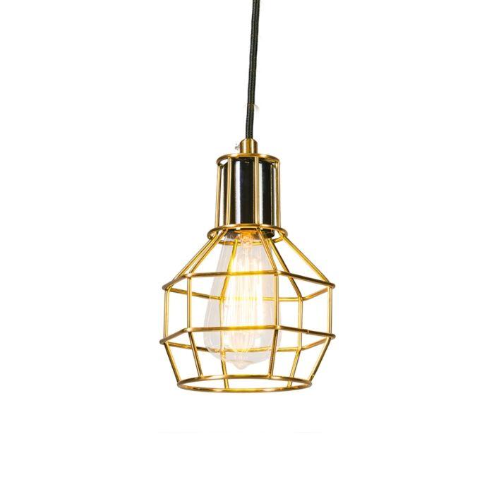 Pendant-Lamp-Licor-Gold