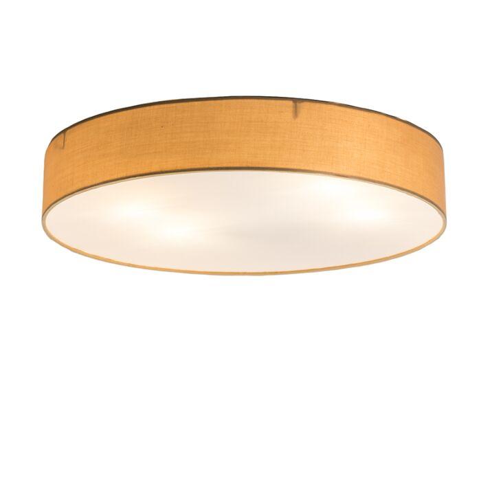 Ceiling-Lamp-Drum-Basic-60-Beige