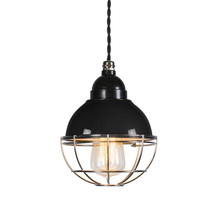 Pendant-Lamp-Harbour-Black