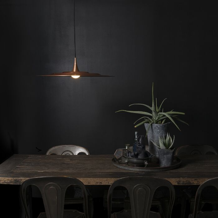 Pendant-Lamp-Drip-60-Copper