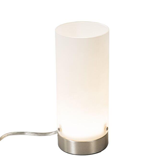 Table-Lamp-Tube-White