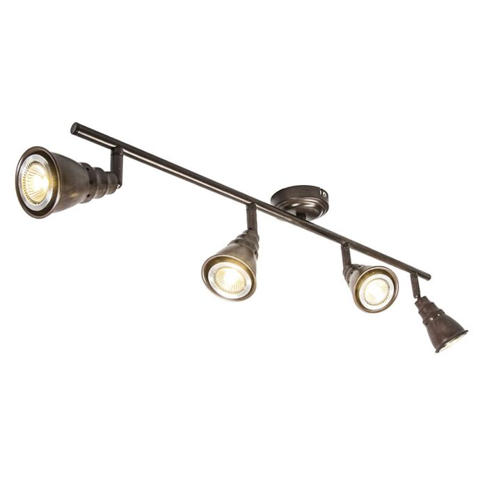 Ceiling-spot-rusty-brown-swivel-and-tilt---Coney-4