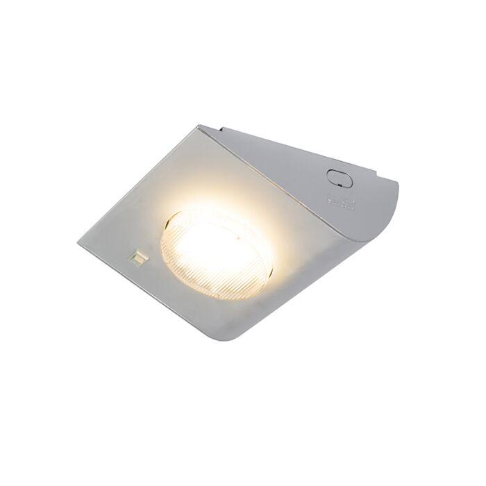 Display-Lighting-Barolo-7W-GX35-Titanium