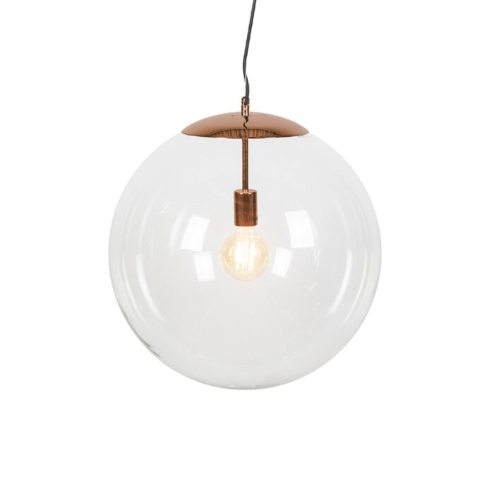 Modern-Pendant-Lamp-50cm-Copper---Ball