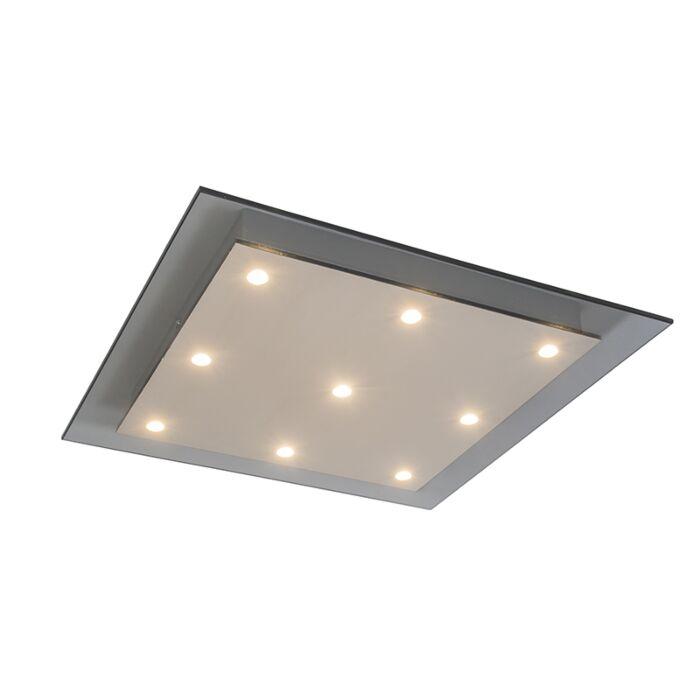 Ceiling-Lamp-Credo-9-Square-Smoke