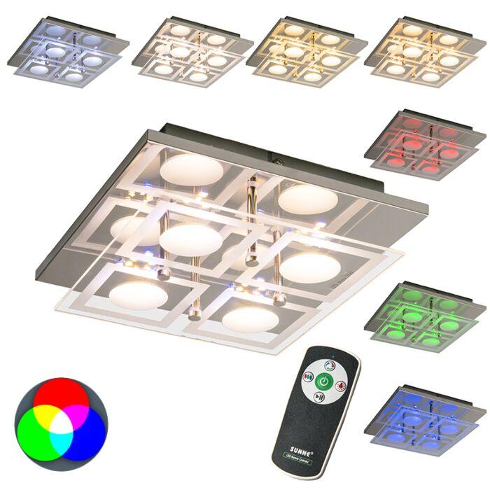 Ceiling-Lamp-Ilumlux-4-Chrome