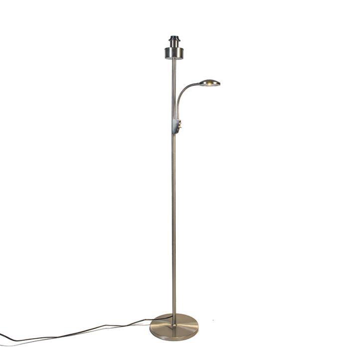 Floor-Lamp-Trento-Combi-Steel-without-Shade