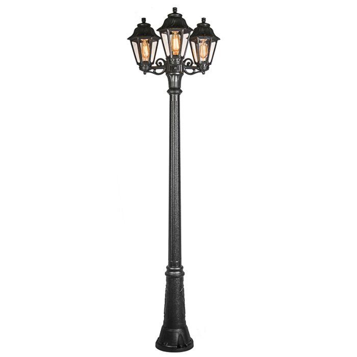 Outdoor-Pole-Anna-3-Black