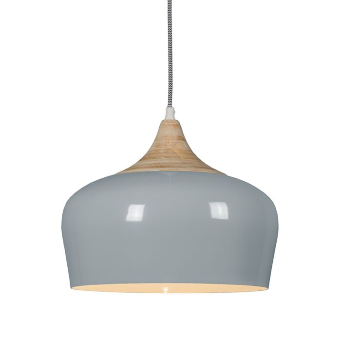 Pendant-Lamp-Pine-Grey