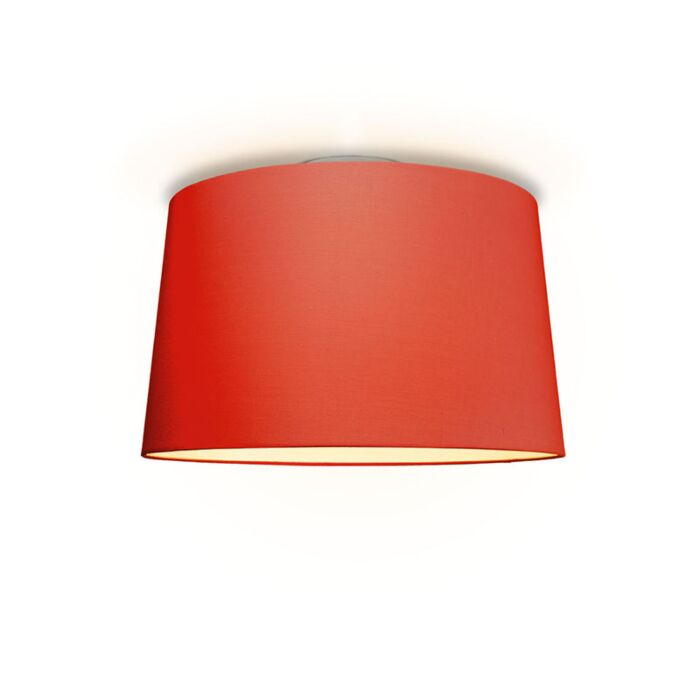 Ceiling-Lamp-Ton-Round-50-Red