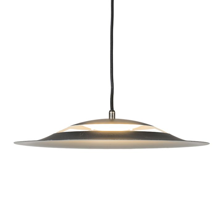 Pendant-Lamp-Opal-LED-Rust