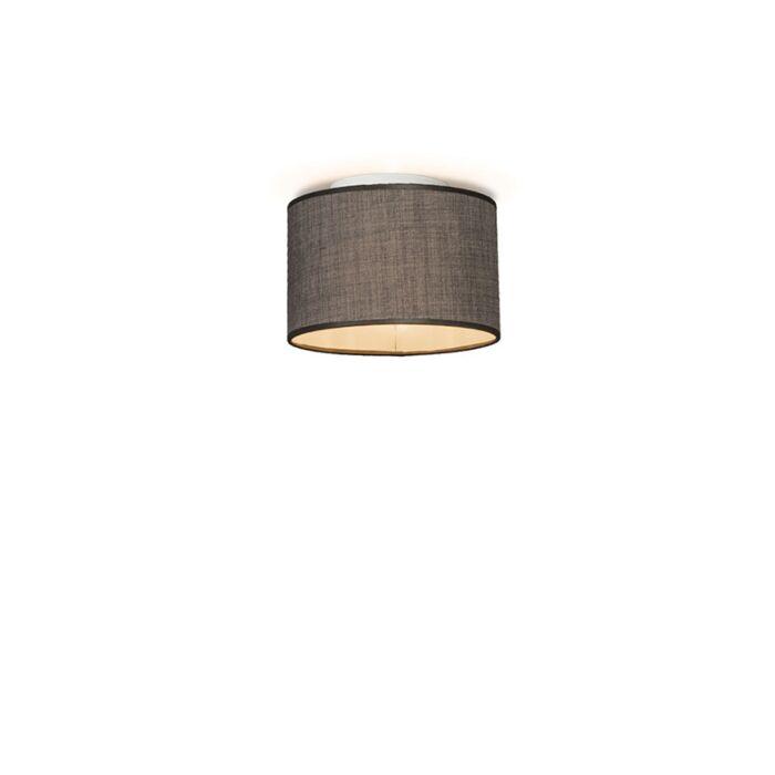 Ceiling-Lamp-Drum-20-Brown-Grey