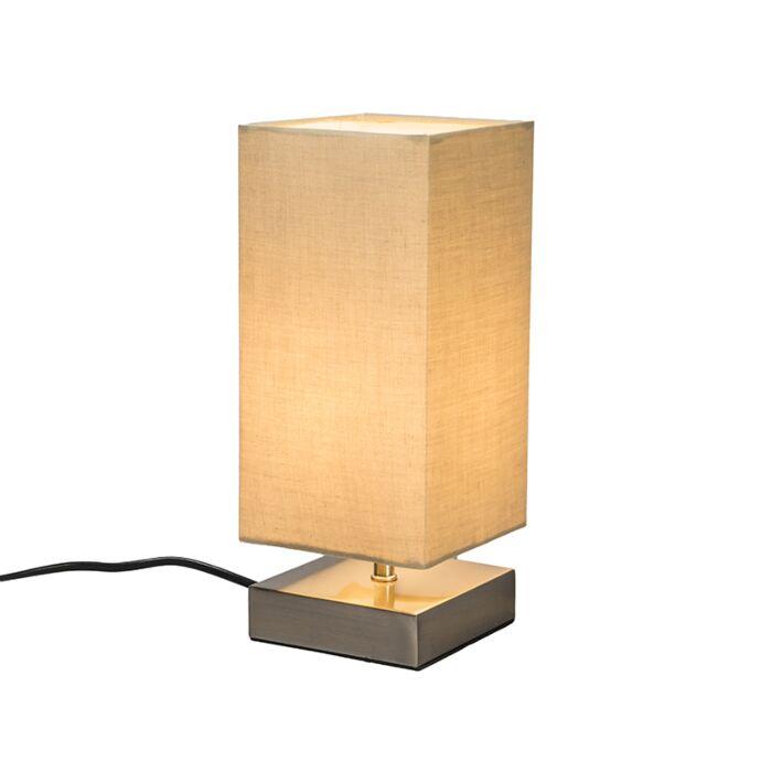 Table-Lamp-Milo-Square-Beige