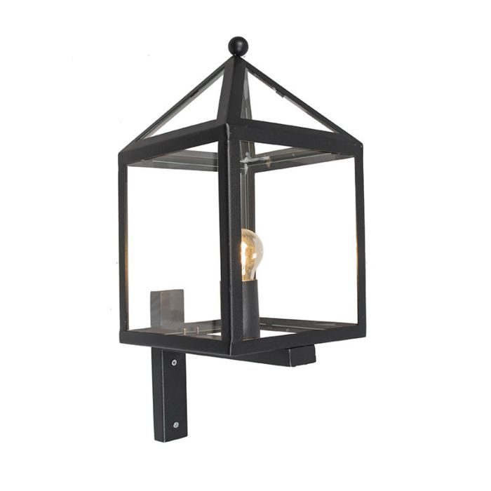 Outdoor-Wall-Lamp-Amsterdam-1-Black
