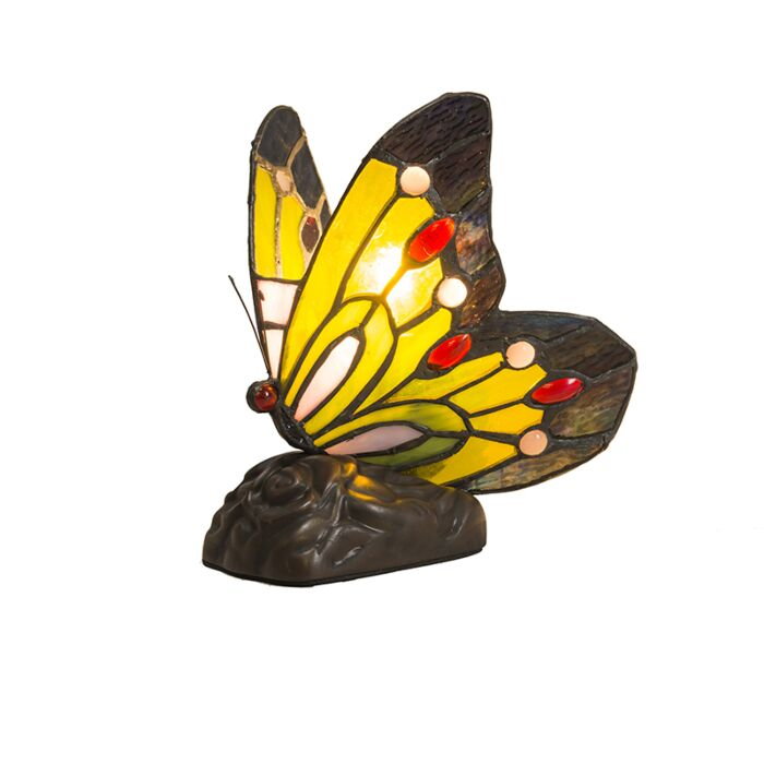 Table-Lamp-Tiffany-Butterfly