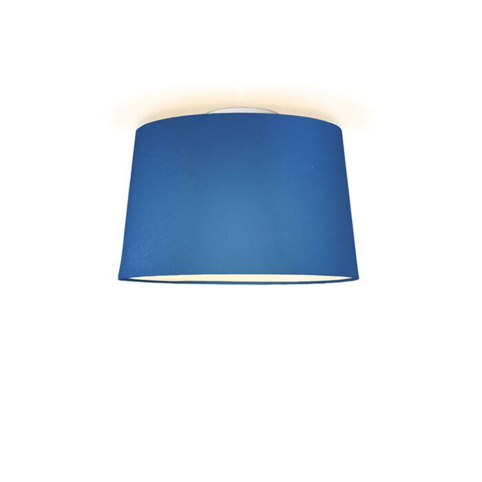 Ceiling-Lamp-Ton-Round-40-Blue