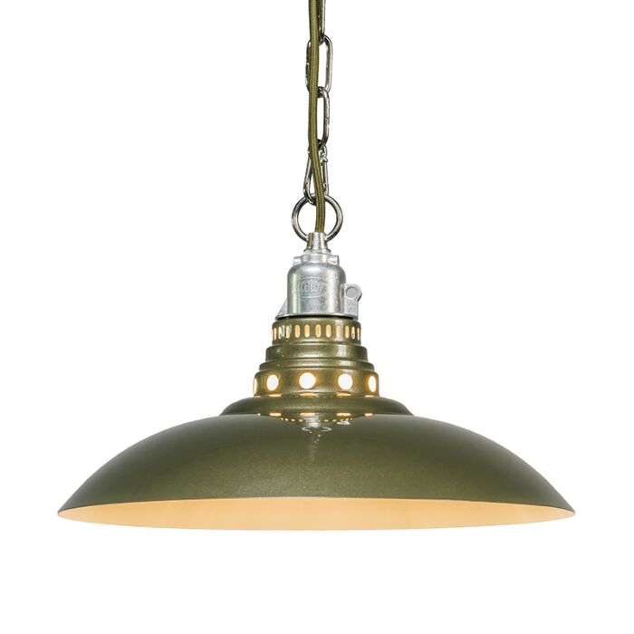 Pendant-Lamp-Stratum-Green/Grey