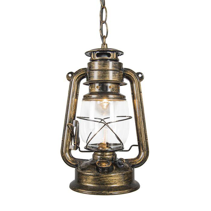 Pendant-Lamp-Laterna-Gold