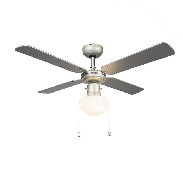 Ceiling-Fan-Wind-42-Silver-Grey